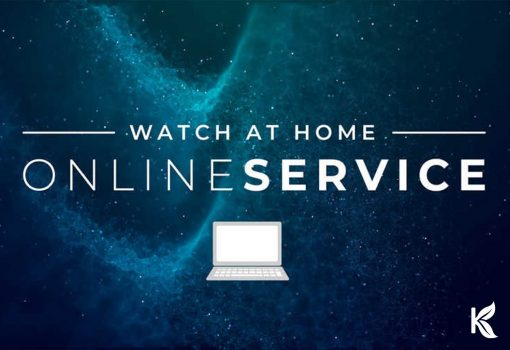 Online church through livestreaming at Kingwood UMC