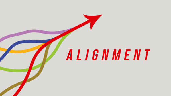 Alignment: A Vision-Casting for KUMC Image
