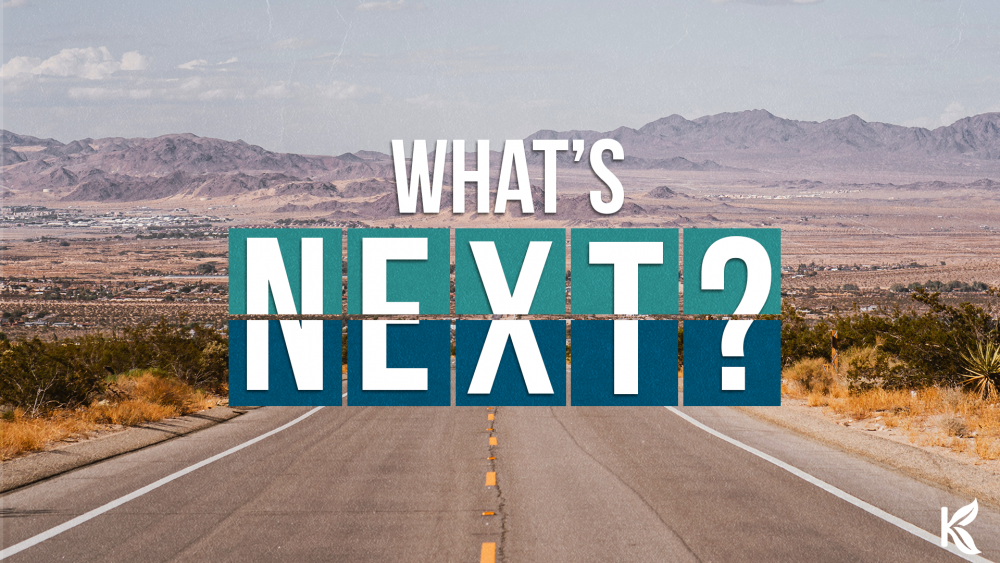 What\'s Next?
