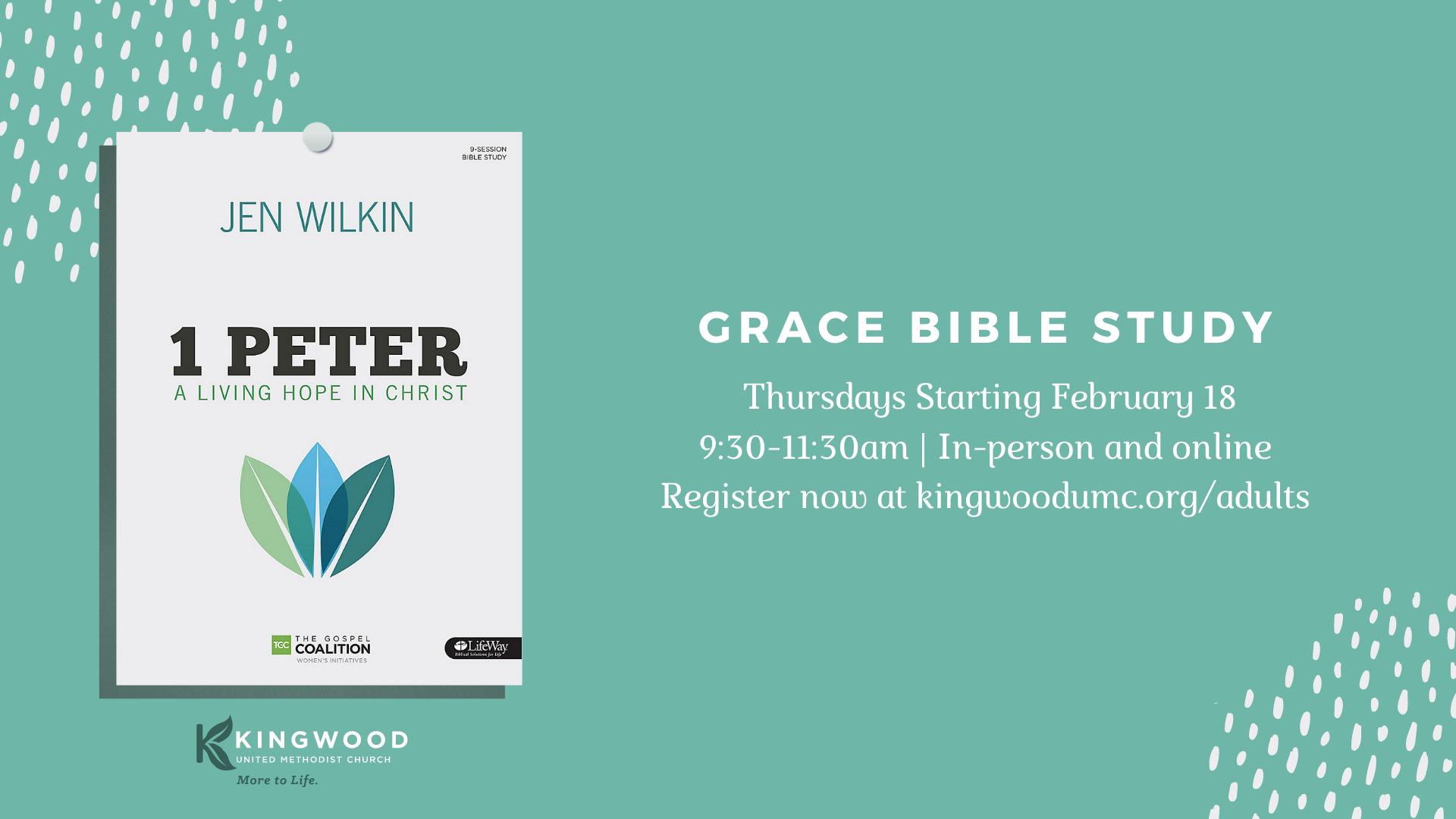 GRACE Bible Study