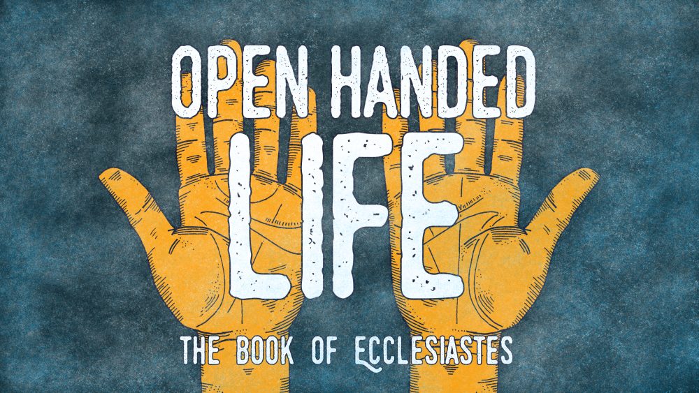 Open Handed Life